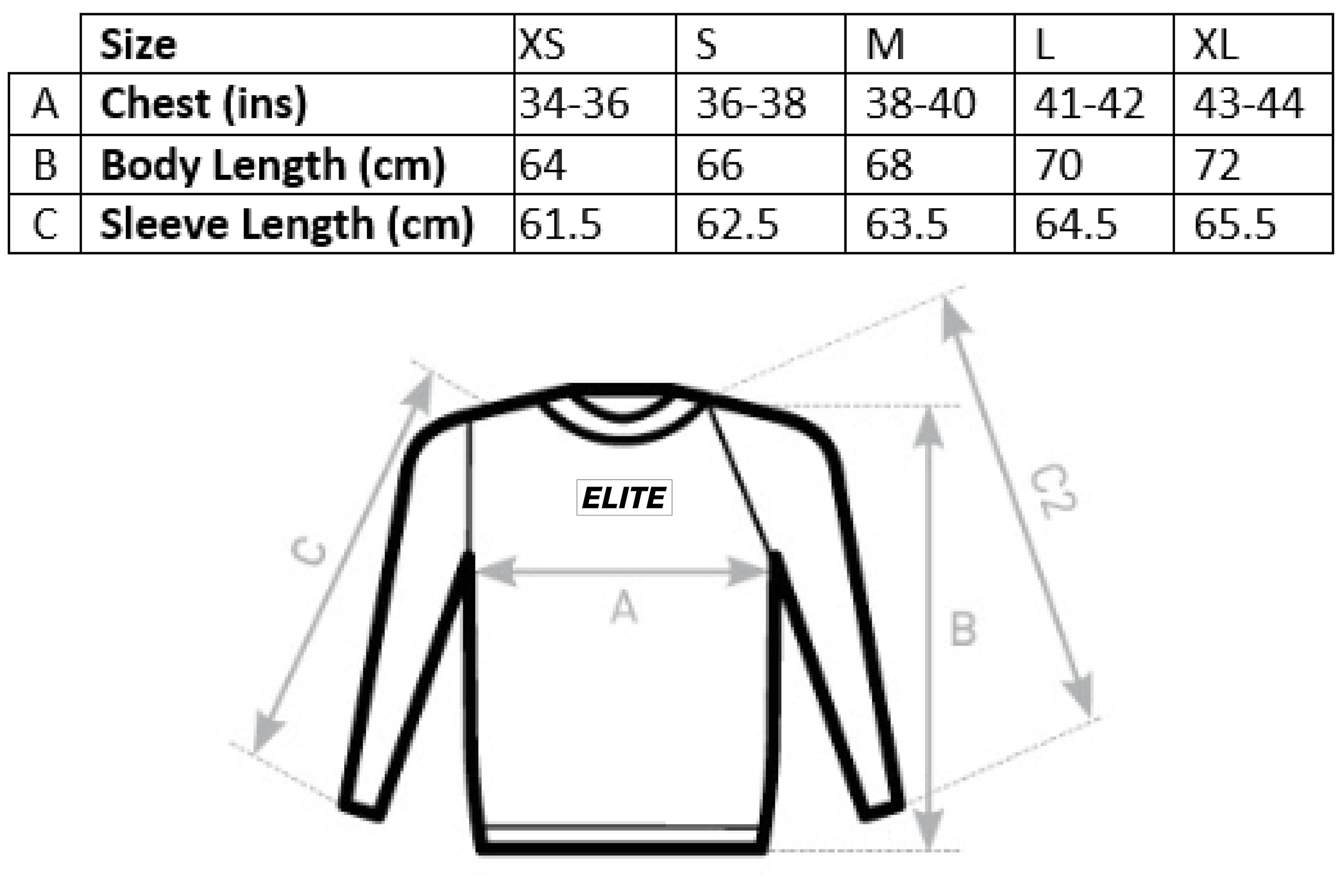 elite sweatshirt
